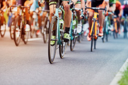 Le comportement non sportif d'un concurrent ne constitue pas un délit