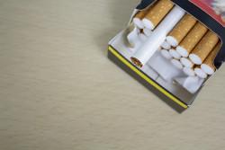 Le prix du paquet de cigarettes augmentera de 50centimes vendredi