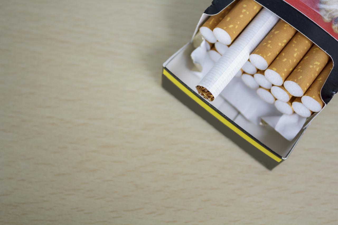 Le prix des cigarettes augmentera de 50centimes au 1er novembre