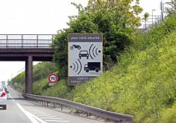 Installation de 1200 radars tourelles d'ici fin2020