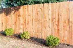 La pose d'une clôture peut être soumise à déclaration