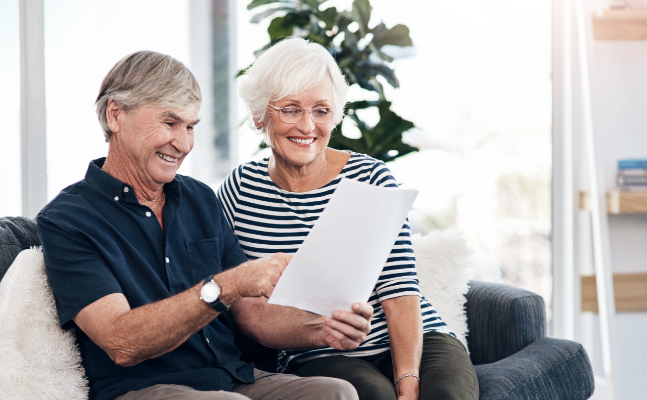 Les pensions de retraite ont été revalorisées au 1er janvier 2020