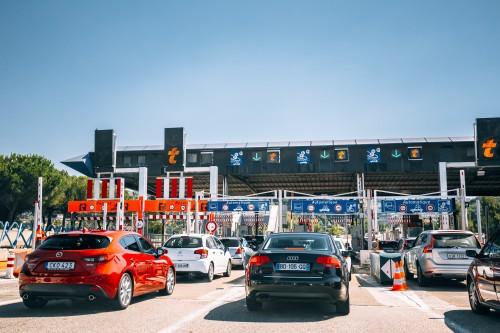 Hausse des prix des péages sur les autoroutes à compter du 1er février 2018
