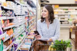 Les soignants prioritaires pour faire leurs courses
