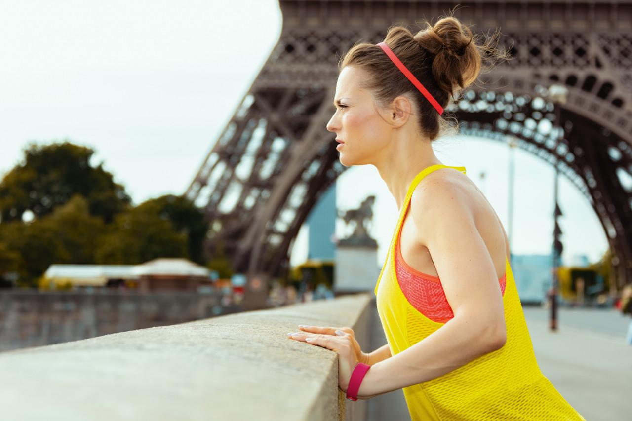 À Paris, les sorties sportives sont interdites entre 10 heures et 19 heures