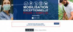 Mobilisation Emploi : Une plateforme de recrutement dans les secteurs prioritaires