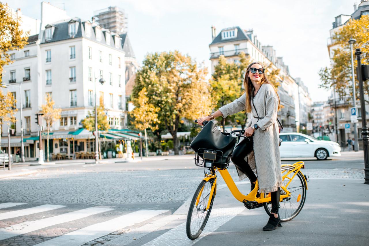 Les boulevards parisiens transformés en pistes cyclables après le confinement ?
