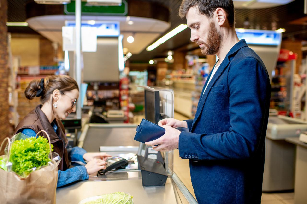 Le plafond de paiement par tickets restaurant passera à 95 € pour faire ses courses