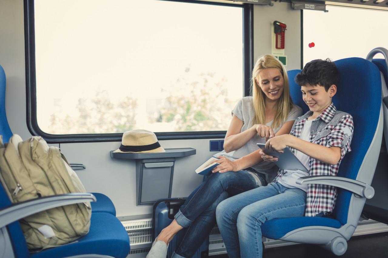 Les victimes d'un accident survenu dans un train seront moins bien indemnisées