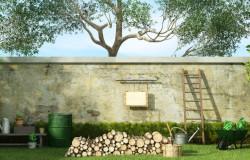 Le défaut d'entretien d'un mur mitoyen peut coûter cher