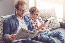 Un crédit d'impôt pour un abonnement presse