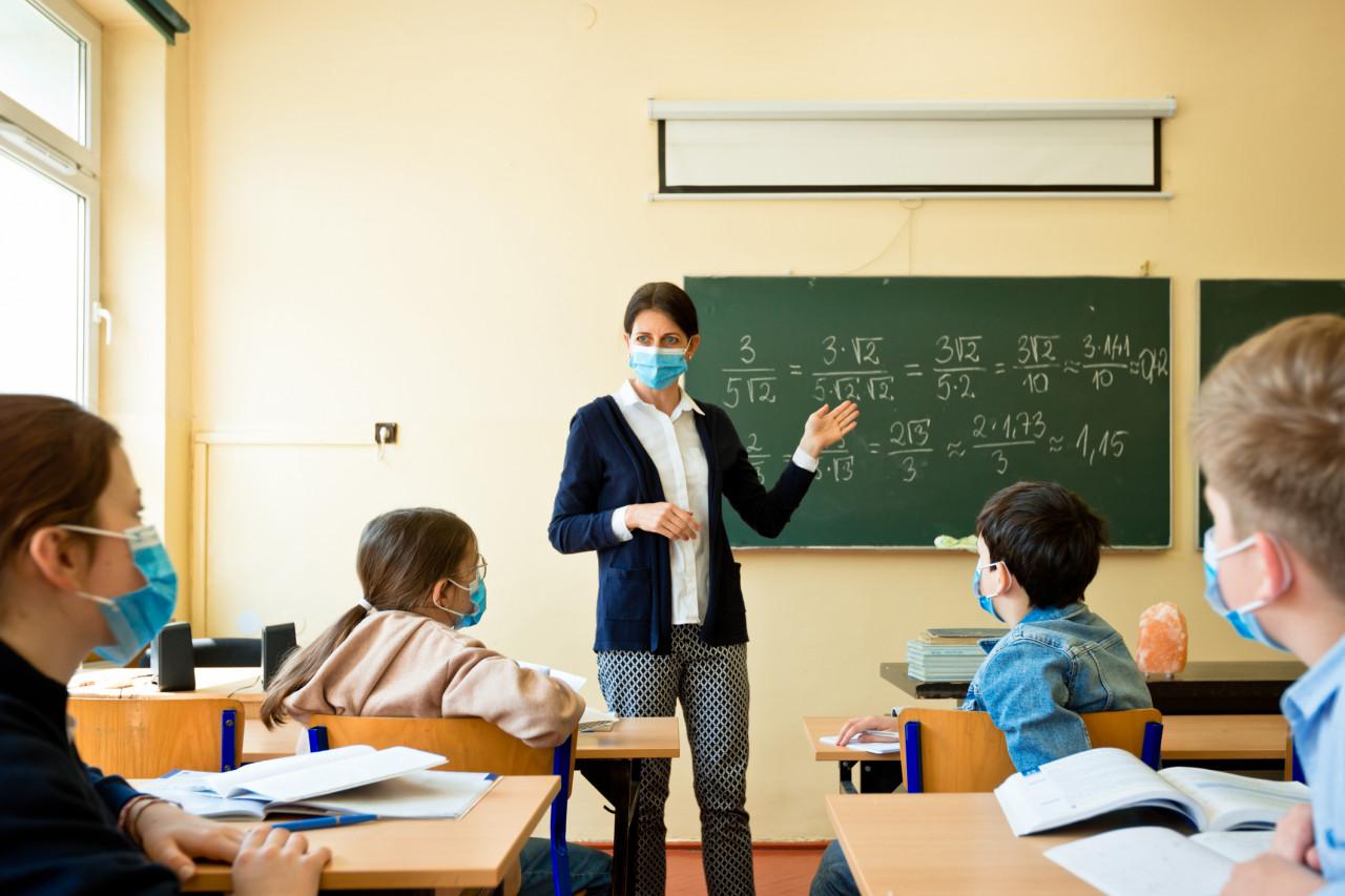 Le gouvernement allège le protocole sanitaire dans les écoles pour la rentrée