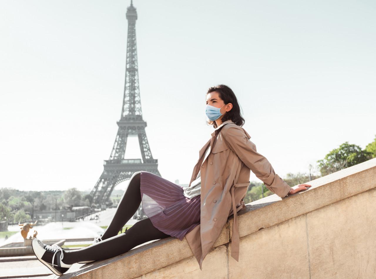 Paris : le port du masque est désormais obligatoire dans toute la ville