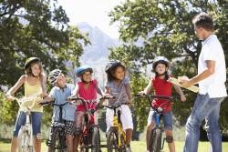 L'école du Tour : une semaine du vélo