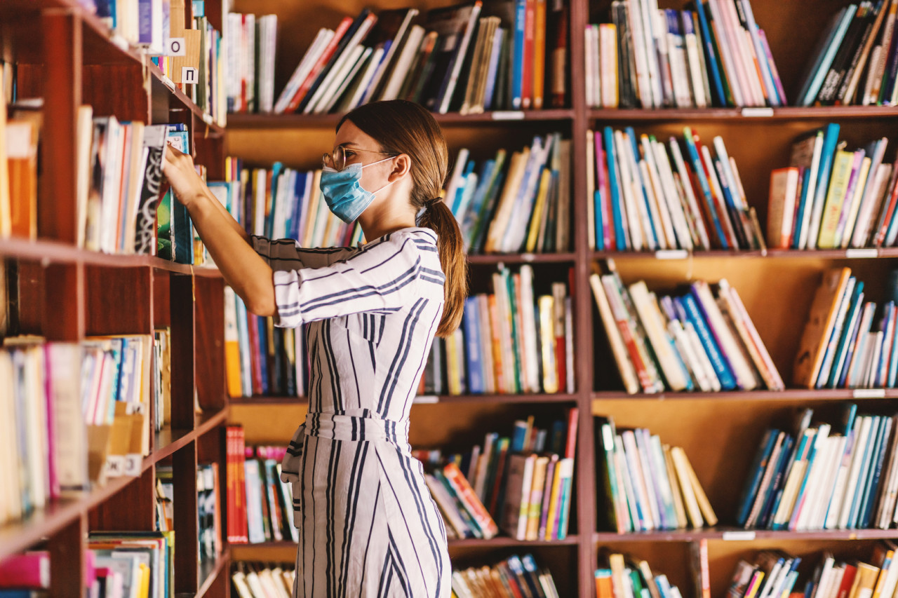 Les bibliothèques universitaires limitent le nombre de places