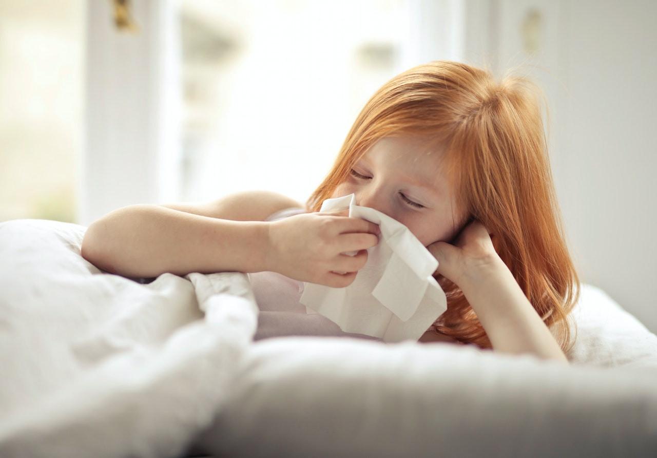 École : la marche à suivre si un enfant est enrhumé