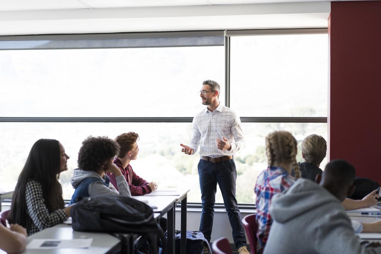 S'inscrire aux concours de recrutement d'enseignants 2021