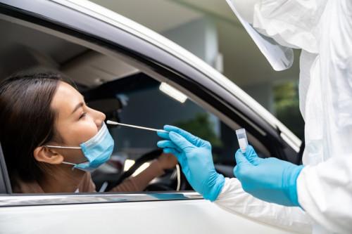 Covid-19 : autorisation des tests rapides antigéniques