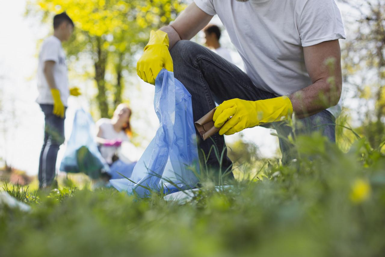 Nettoyer la nature : un acte citoyen
