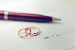 Un litige financier datant d'avant le mariage doit être réglé lors du divorce