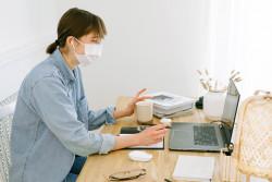 Un arrêt de travail en ligne pour les cas contacts