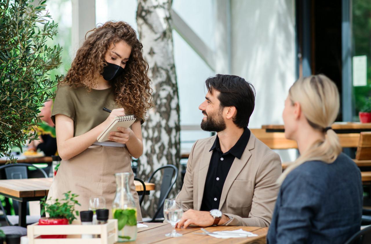 Le nouveau protocole sanitaire pour les restaurants en zone d'alerte maximale