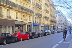 Paris : consultation en ligne sur la place du stationnement