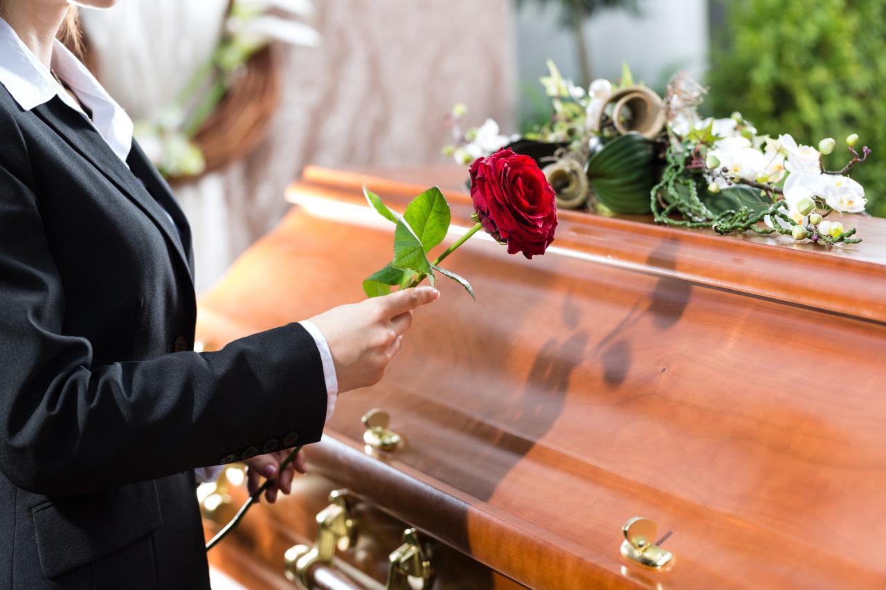 Obsèques et restrictions pendant le confinement