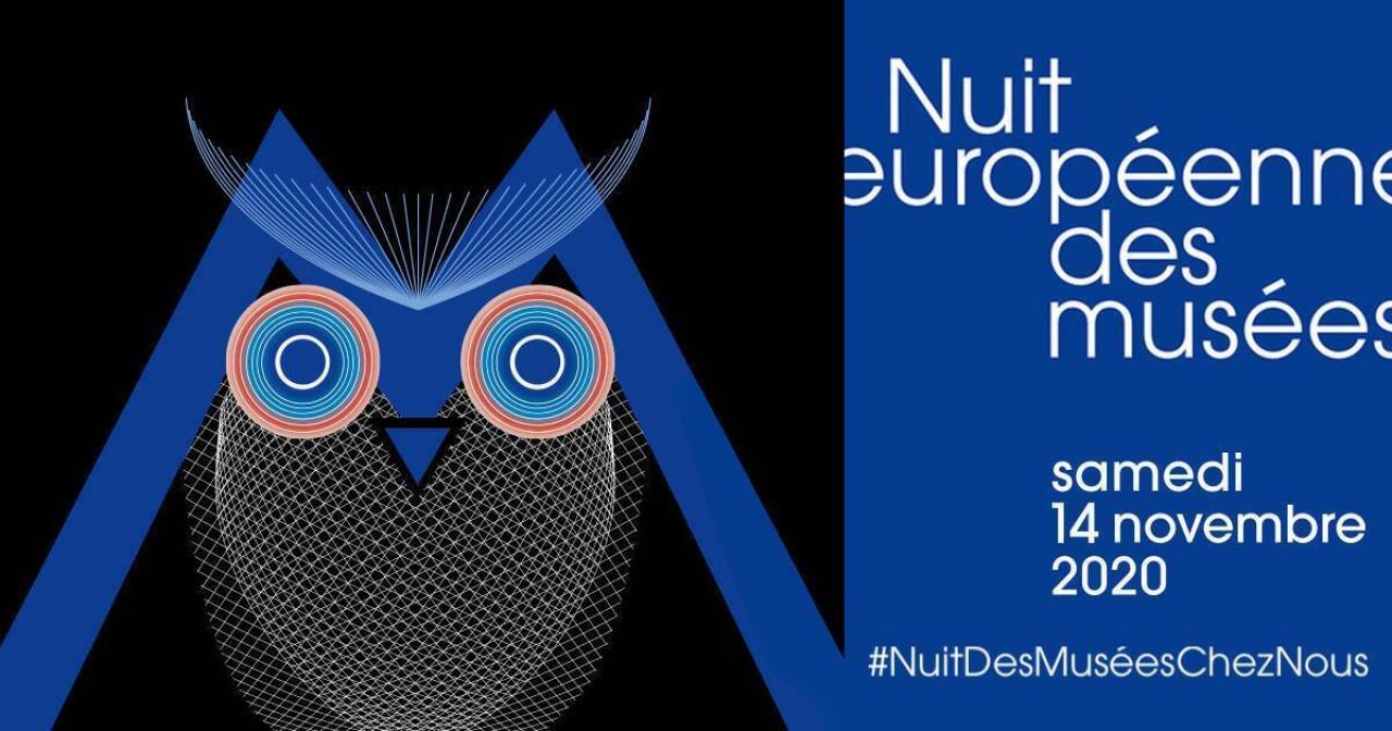 La Nuit européenne des musées depuis chez vous