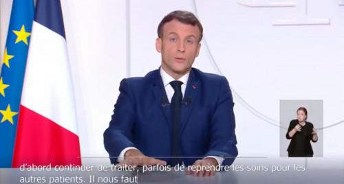 Allocution d'Emmanuel Macron : quelles sont les principales annonces?