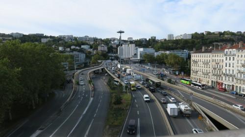 Les véhicules diesel bientôt interdits dans Lyon?