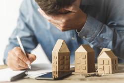 Une hausse des refus de crédit immobilier