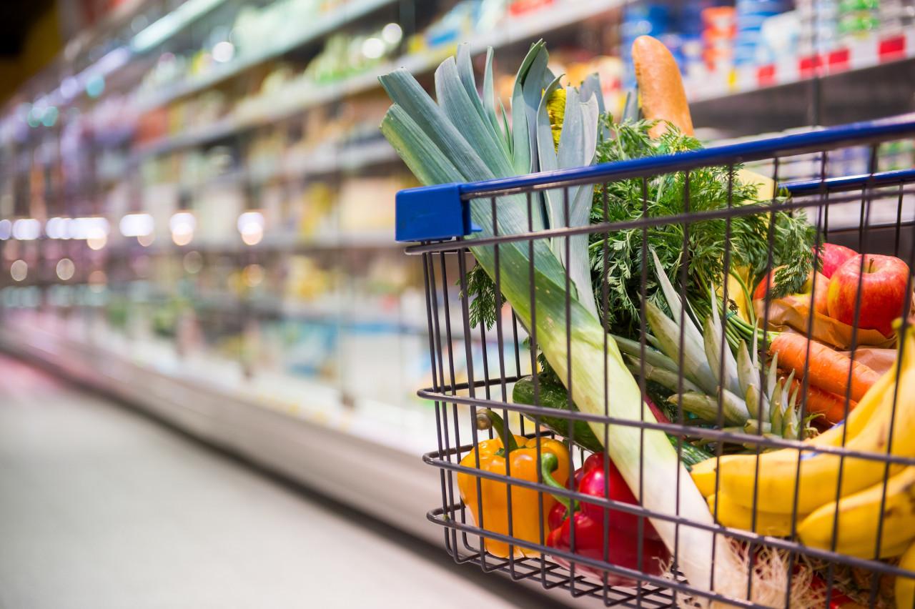 La grande distribution a signé une charte d'engagements de mise en avant des produits frais et des produits locaux