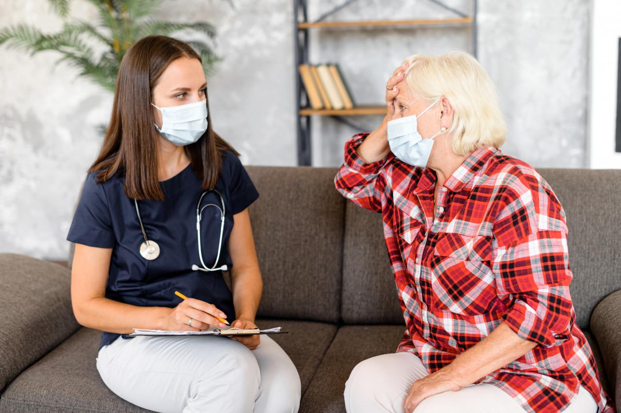 Covid-19 : des visites à domicile pour les personnes testées positives