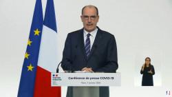 Couvre-feu, vaccination... Les principales annonces de Jean Castex