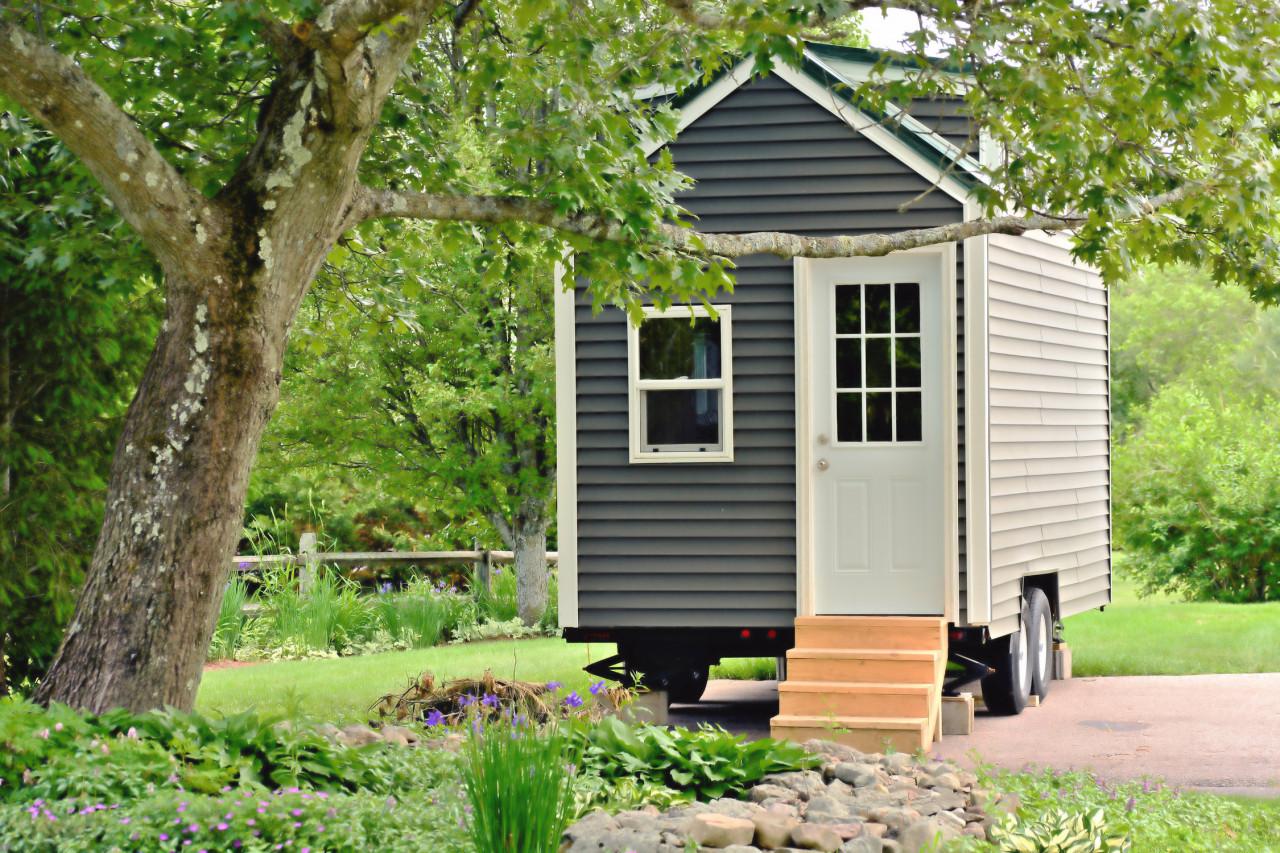 Le phénomène « Tiny House »