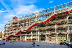 Le Centre Pompidou va fermer ses portes pendant trois ans