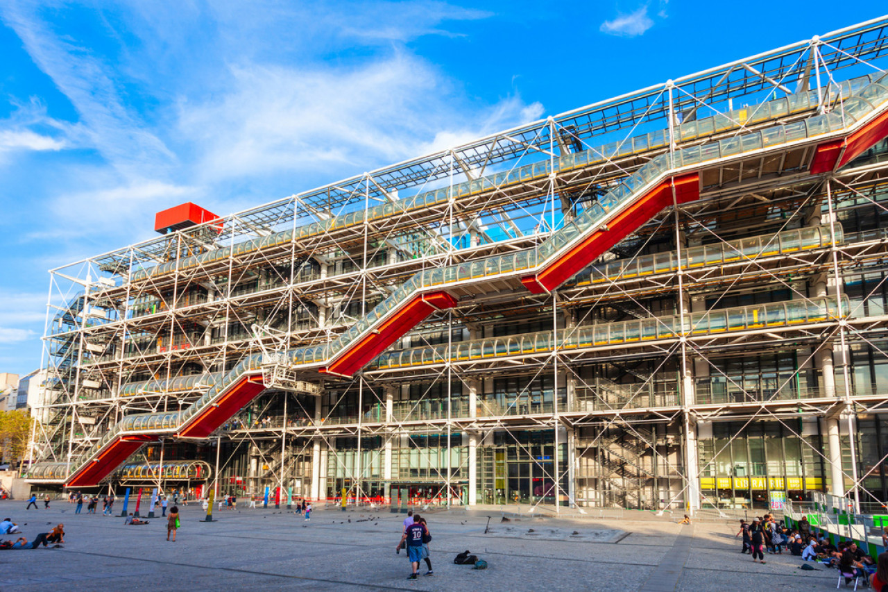 Le Centre Pompidou fermera ses portes entre 2023 et 2027