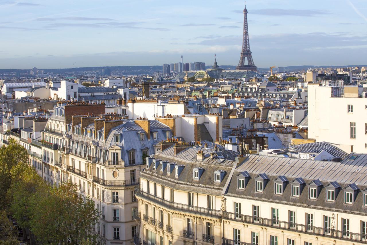 Immobilier : acheter un logement à Paris coûte moins cher