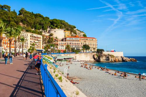 Covid-19 : un confinement partiel à Nice et sur le littoral des Alpes-Maritimes