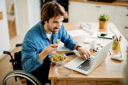 Télétravail : l'employeur peut-il supprimer les tickets restaurant de ses salariés?