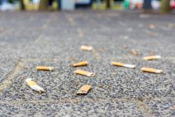 Les cigarettiers vont financer le ramassage des mégots