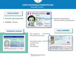 Tout ce qu'il faut savoir sur la nouvelle carte d'identité