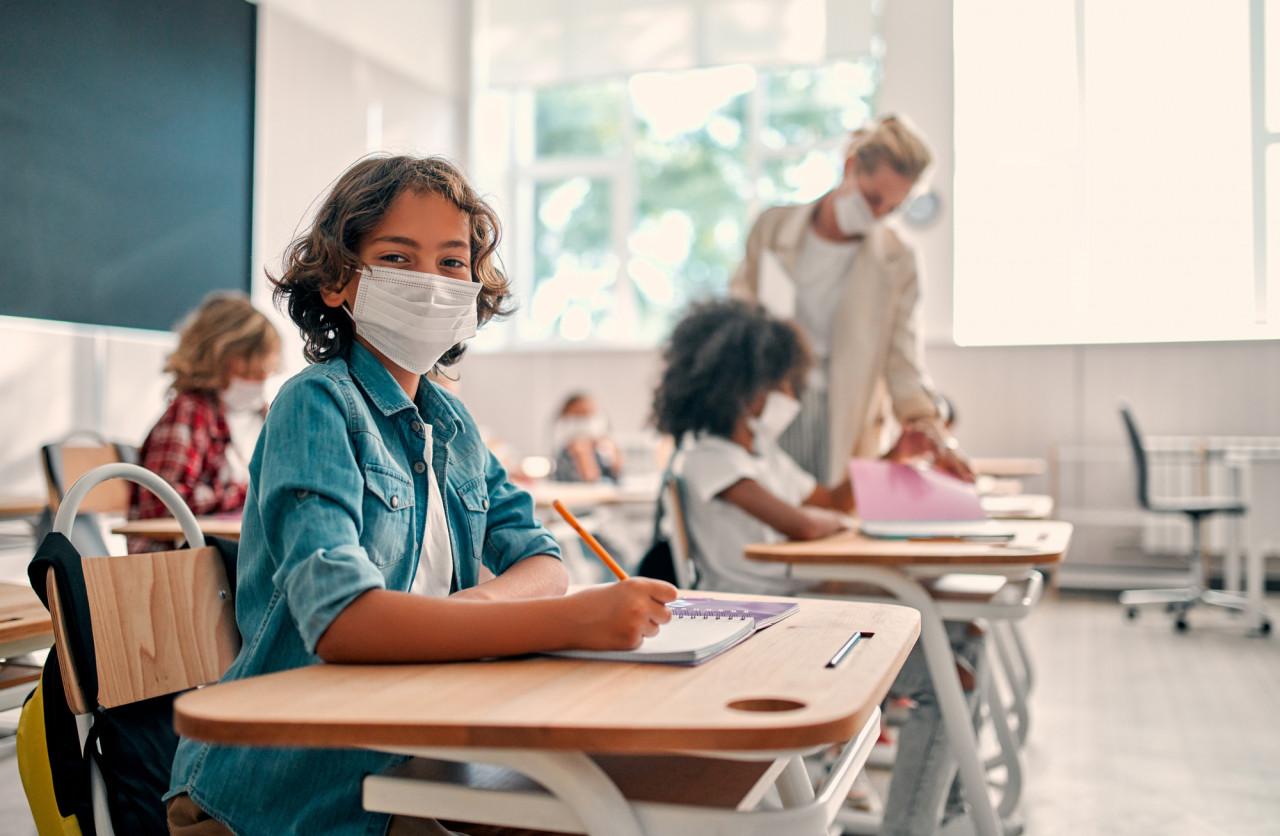 Protocole sanitaire plus strict dans les écoles : qu'est-ce qui change à partir de ce lundi 29 mars?