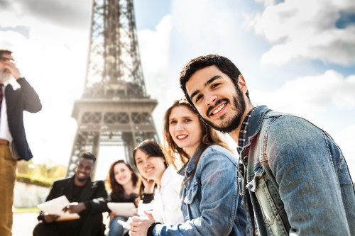 """Résultat de recherche d'images pour """"etudiants etranger en france"""""""