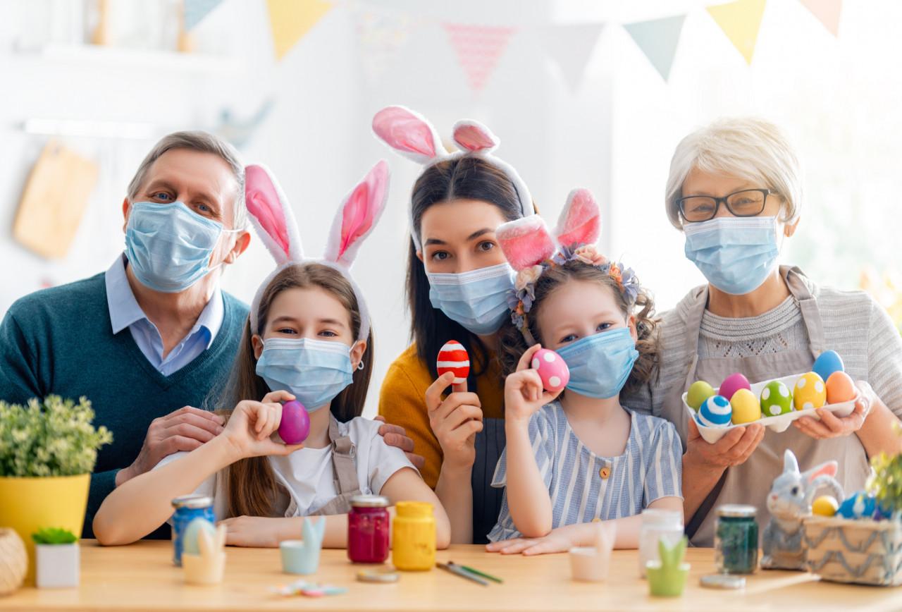 Reconfinement : que peut-on faire pendant le week-end de Pâques?