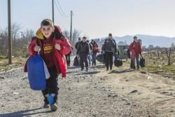 Demandeurs d'asile en France : plus de 100 000 demandes ont été enregistrées en 2017