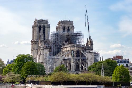 Notre-Dame de Paris : la réouverture en 2024 sera tenu, promet Macron