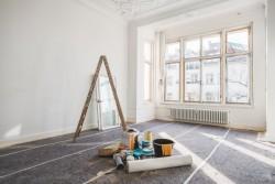 État des lieux de sortie : la peinture jaunie par le temps n'est pas aux frais du locataire
