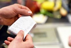 Plusieurs grandes enseignes suppriment le ticket de caisse